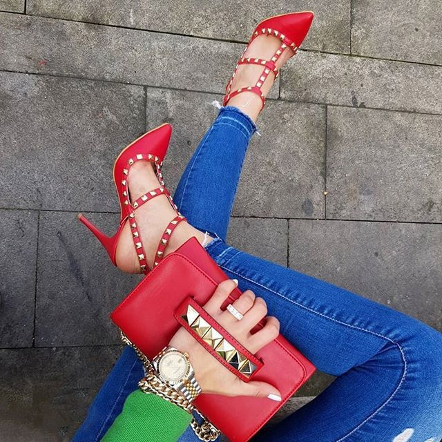 ست کیف و کفش عید نوروز 99 | مدل های نوروزی کیف و کفش زنانه 1399