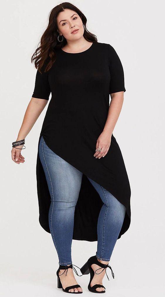 مدل لباس سایز بزرگ زنانه 1398 | زیباترین مدل های مجلسی و اسپرت 98 و 2019