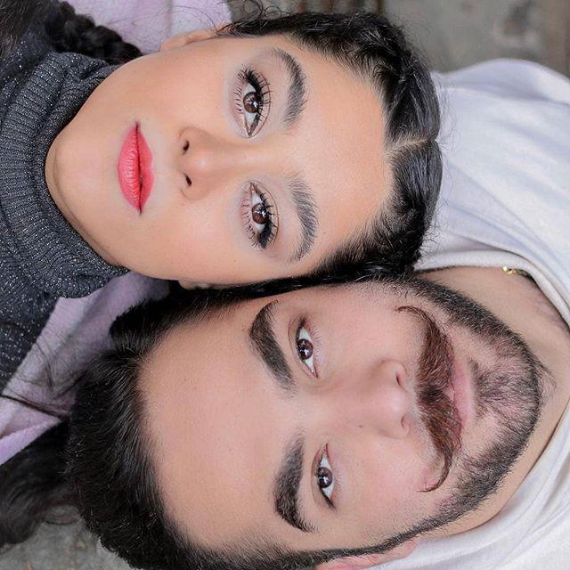 ژست عکاسی دونفره عاشقانه + نکات آموزشی عکاسی دونفره