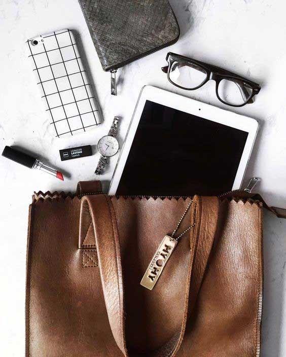 مدل کیف اداری زنانه | جذاب ترین مدل های کیف اداری + راهنمای خرید