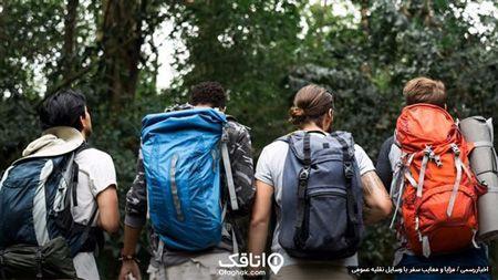 حفظ طبیعت در سفرهای نوروزی (نکات مهم مسافرت در عید نوروز)