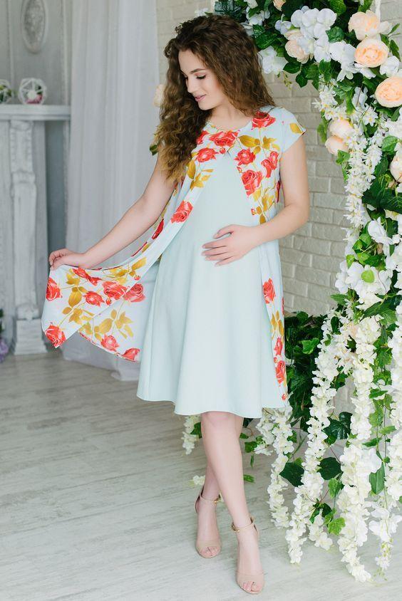 مدل لباس حاملگی شیک 1398 | لباس بارداری مجلسی 98 و 2019