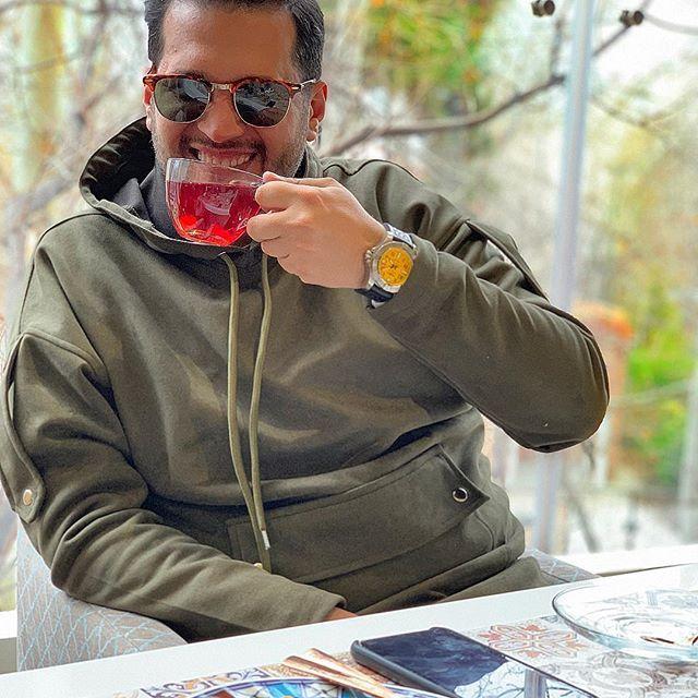 بیوگرافی سیاوش خیرابی و همسرش + عکس های سیاوش خیرابی + مصاحبه و اینستاگرام