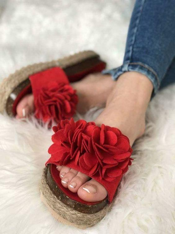 صندل بهاری زنانه و دخترانه 98 و 2019   بهترین مدل های صندل مجلسی 1398 + راهنمای خرید