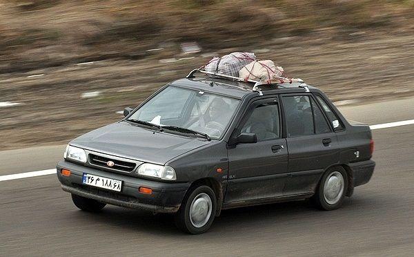 ناامن ترین خودروهای ایران و جهان   از پراید تا هیوندای