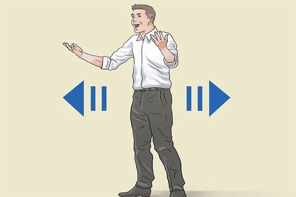 زبان بدن دست ها | روانشناسی حالت و حرکت دست ها
