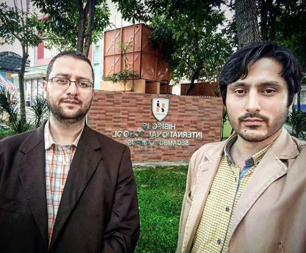 بیوگرافی بشیر حسینی و همسرش + عکس های بشیر حسینی و اینستاگرام