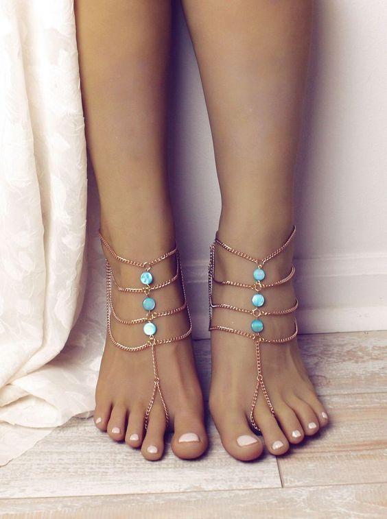 انواع پابند زنانه | مدل های پابند زنانه بسیار شیک + راهنمای ست کردن