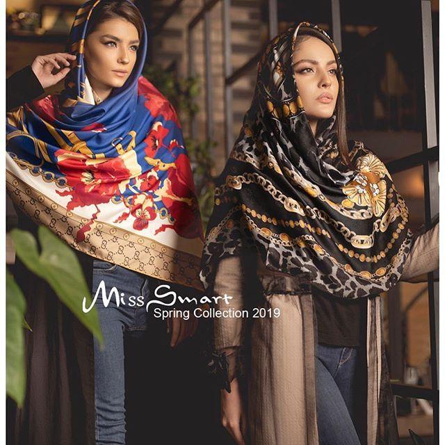 شال و روسری بهاری 1399   بهترین مدل های شال و روسری 99 + راهنمای خرید