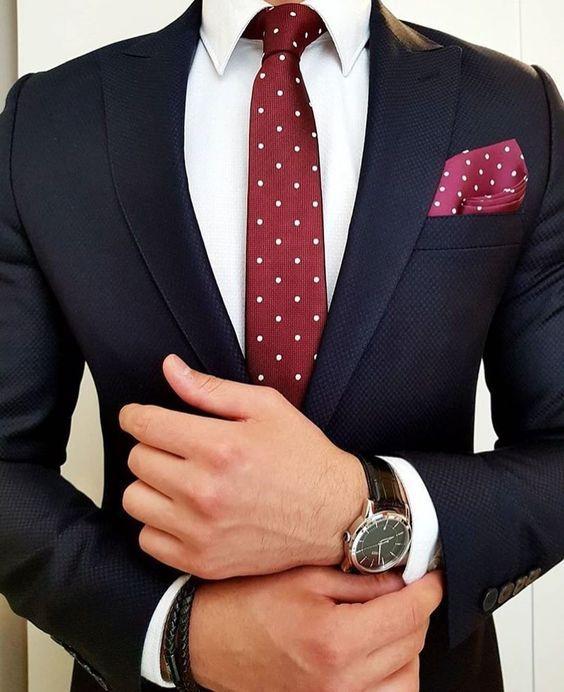مدل کراوات مردانه 2021 | شیک ترین مدل های کراوات 1400 + راهنمای ست کردن