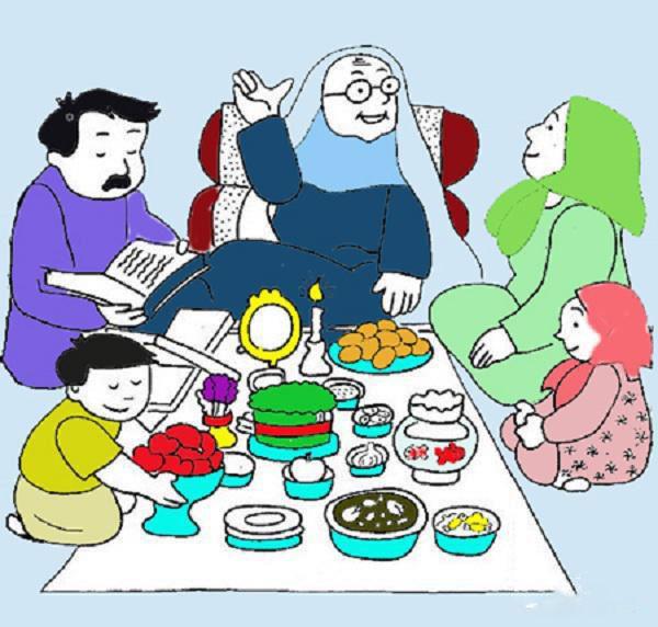 دید و بازدید نوروزی | بایدها و نبایدهای عید دیدنی