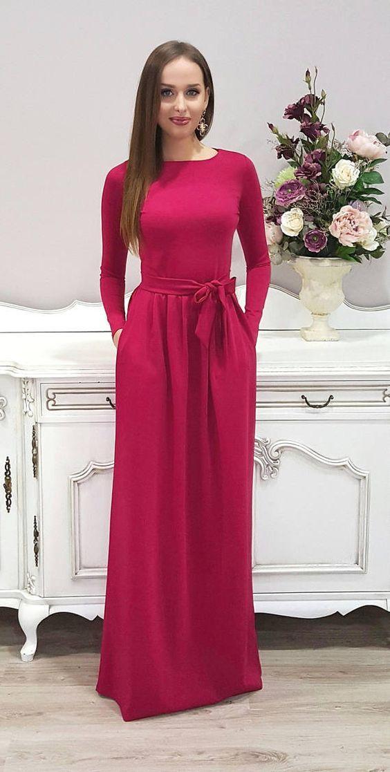 مدل لباس مجلسی زنانه 2019 + راهنمای خرید و ست کردن لباس مجلسی ۹۸ و ۲۰۱۹
