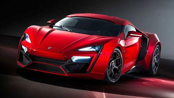 خودروهایی که خاص ترین رنگ ها را دارند | از مک لارن تا لامبورگینی