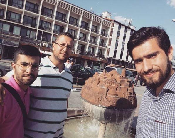 بیوگرافی بشیر حسینی و همسرش + عکس های بشیر حسینی و اینستاگرام بشیر حسینی