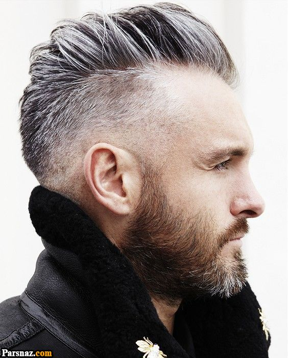 مدل مو جوگندمی مردانه | چطور موهای جوگندمی جذابی داشته باشیم؟