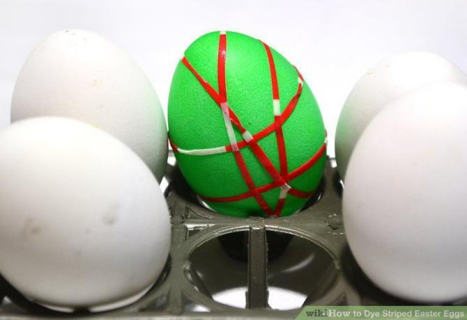 آموزش تصویری رنگ کردن تخم مرغ عید 98 | روش تزیین تخم مرغ سفره هفت سین 1398