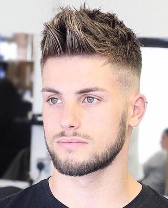 مدل مو با ریش مردانه مد سال 99 | جذاب ترین مدل های مو 1399 + نکات مراقبتی کاربردی