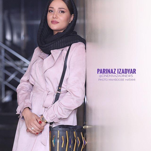 بیوگرافی پریناز ایزدیار و همسرش + تصاویر پریناز ایزدیار + مصاحبه و اینستاگرام