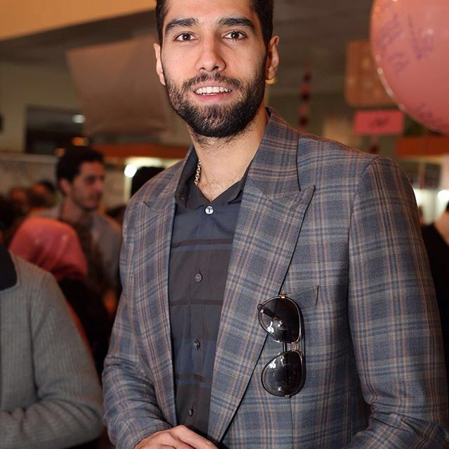 بیوگرافی سید محمد موسوی و همسرش + عکس های سید محمد موسوی و مصاحبه