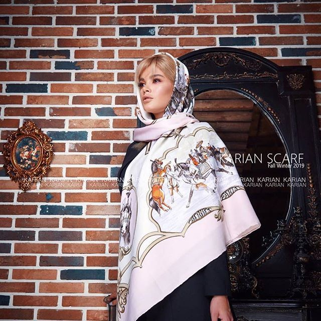 شال و روسری بهاری 1398 | بهترین مدل های شال و روسری 98 + راهنمای خرید