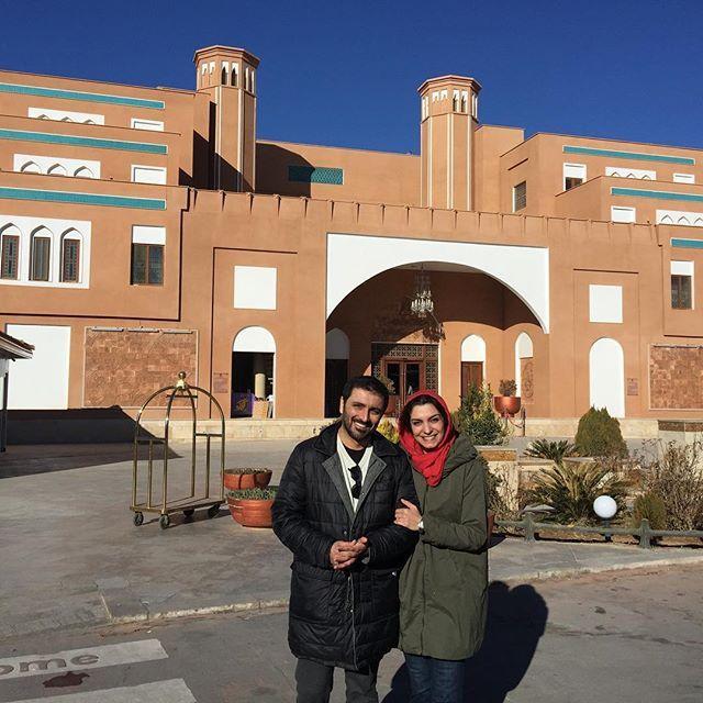 بیوگرافی الیکا عبدالرزاقی و همسرش + عکس های الیکا عبدالرزاقی و مصاحبه
