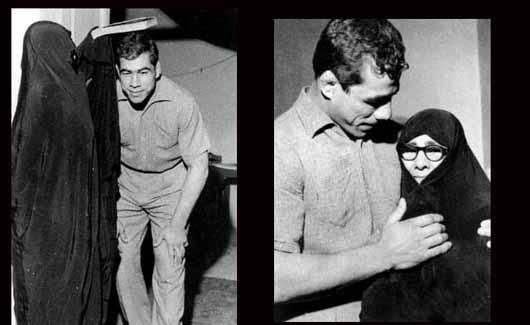 بیوگرافی غلامرضا تختی و همسرش + حواشی و علت مرگ مشکوک + عکس های غلامرضا تختی