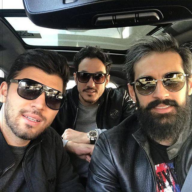 بیوگرافی سعید معروف و همسرش + عکس های سعید معروف + مصاحبه و اینستاگرام