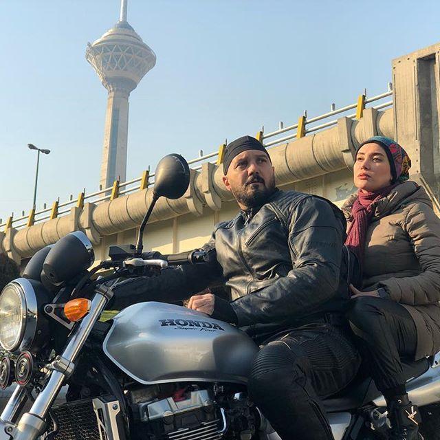 بیوگرافی کامبیز دیرباز و همسرش + مصاحبه و عکس های کامبیز دیرباز