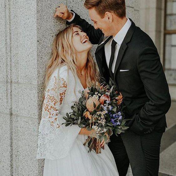 نکاتی برای داشتن بهترین عکس عروسی | از ژست های مناسب تا رازهای آتلیه ای