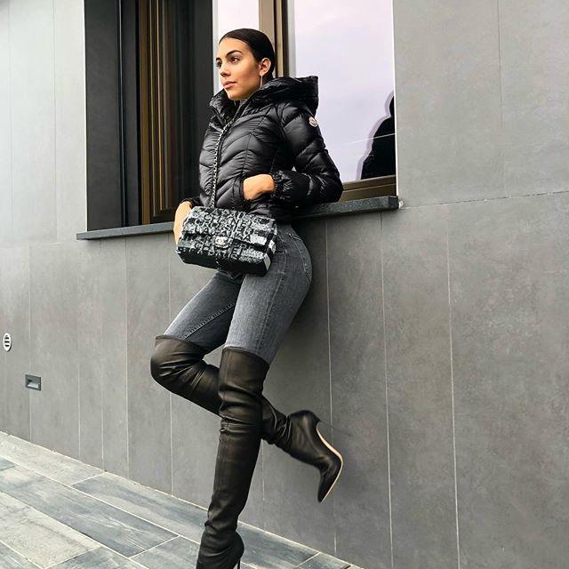 بیوگرافی جورجینا رودریگز همسر کریستیانو رونالدو + مصاحبه و اینستاگرام