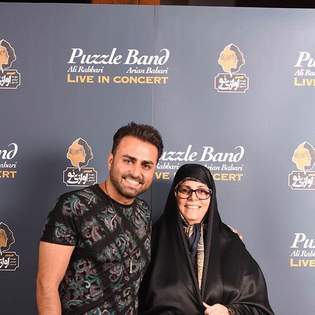 بیوگرافی پازل بند علی رهبری و آرین بهاری + عکس های پازل بند + مصاحبه و حواشی