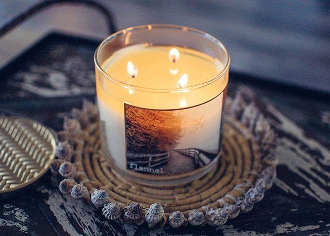 استفاده از شمع در دکوراسیون منزل (جذاب ترین ایده ها)