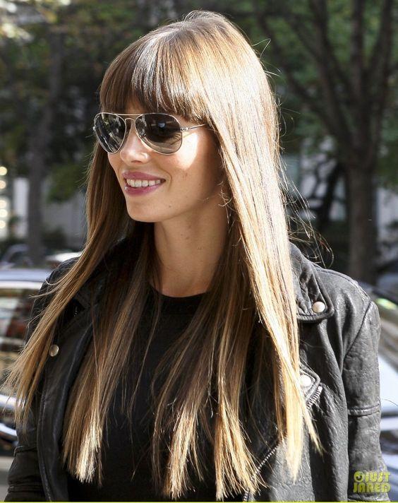 بهترین مدل موهای چتری زنانه و دخترانه مد روز (کوتاه، بلند و بافته)