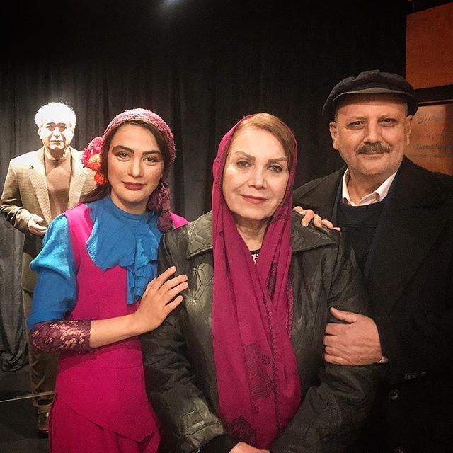 بیوگرافی مارال فرجاد و همسرش + مصاحبه و اینستاگرام + عکس های مارال فرجاد