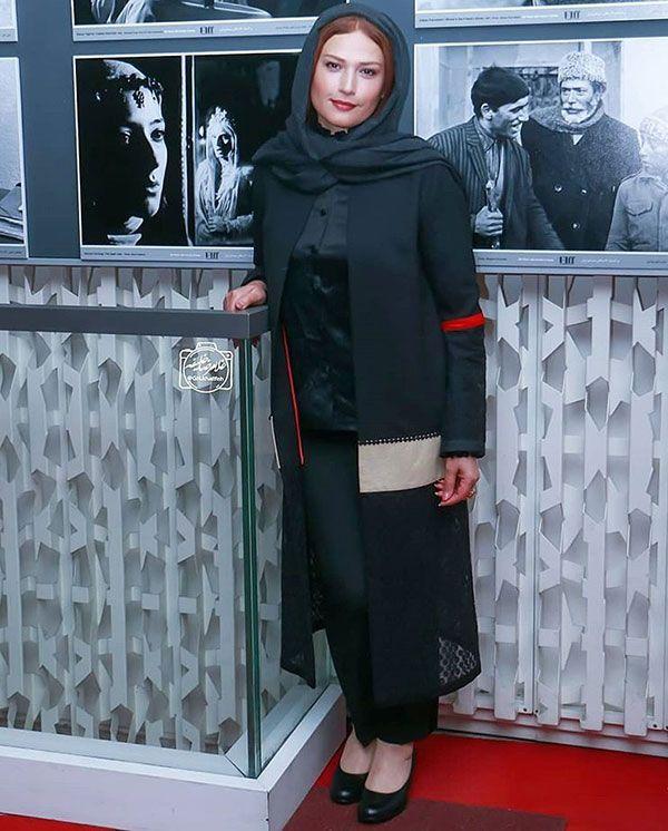 بیوگرافی لادن مستوفی و همسرش + مصاحبه داغ و عکس های لادن مستوفی