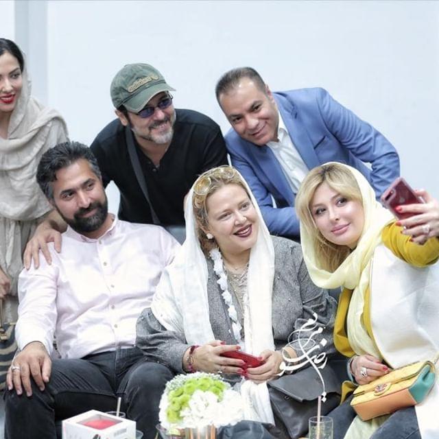 بیوگرافی نیوشا ضیغمی و همسرش + عکس های نیوشا ضیغمی و مصاحبه