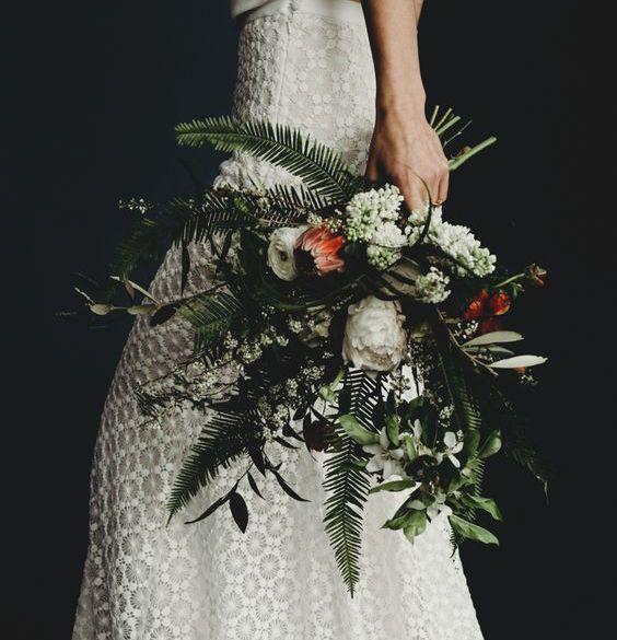 26 مدل دسته گل عروس اروپایی (بهترین مدل ها + راهنمای انتخاب)