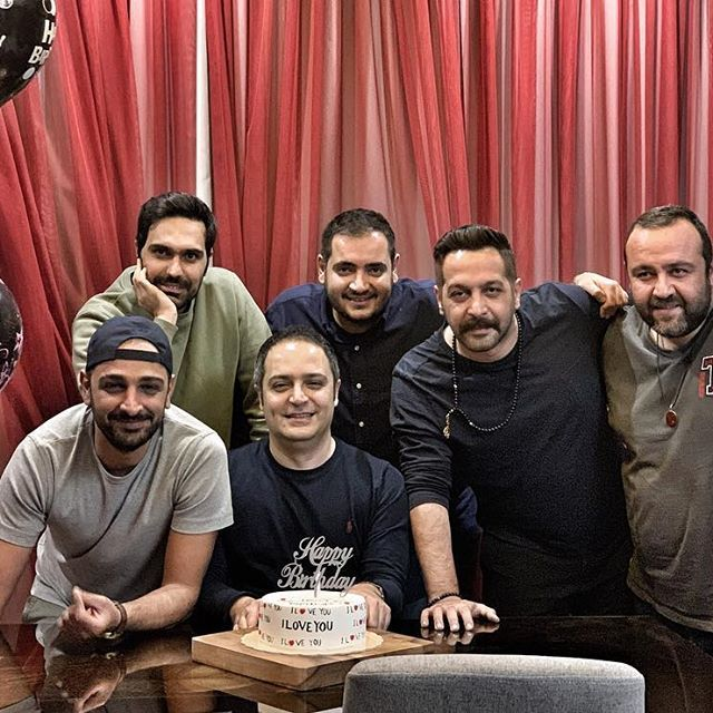 بیوگرافی کامران تفتی و همسرش + عکس های کامران تفتی + مصاحبه و اینستاگرام