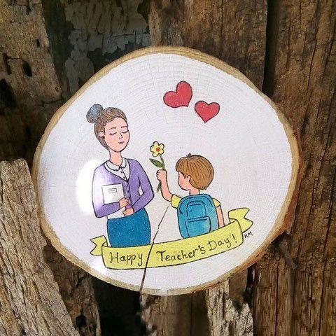 پروفایل تبریک روز معلم + متن های تشکر از معلمان (31 عکس پروفایل روز معلم)