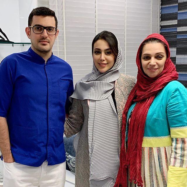 بیوگرافی الهام پاوه نژاد و همسرش + عکس های الهام پاوه نژاد + مصاحبه و اینستاگرام
