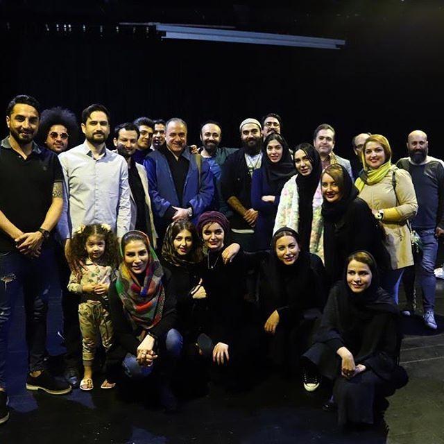 بیوگرافی پویا امینی و همسرش + اینستاگرام و عکس های پویا امینی