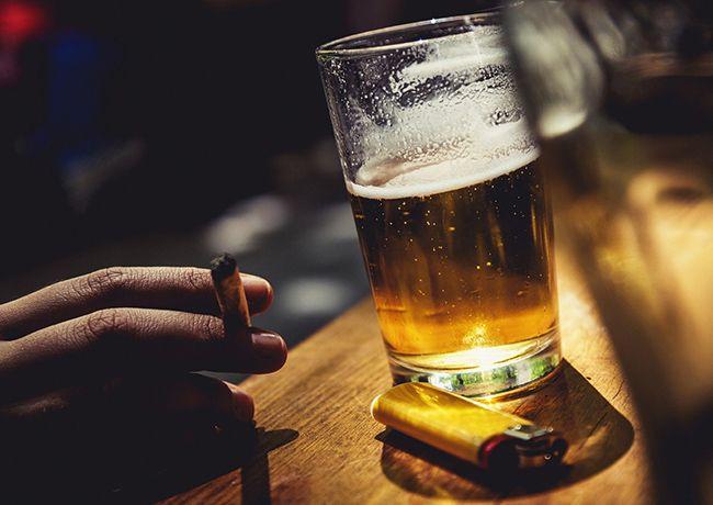 چگونگی حالت مستی و تاثیر الکل روی ظاهر و بدن