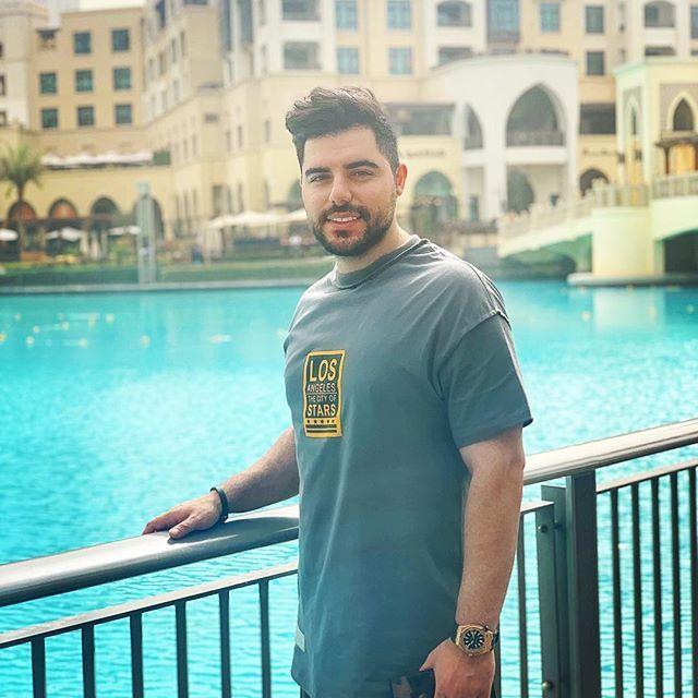 بیوگرافی حامد برادران و همسرش + عکس های حامد برادران + مصاحبه و اینستاگرام