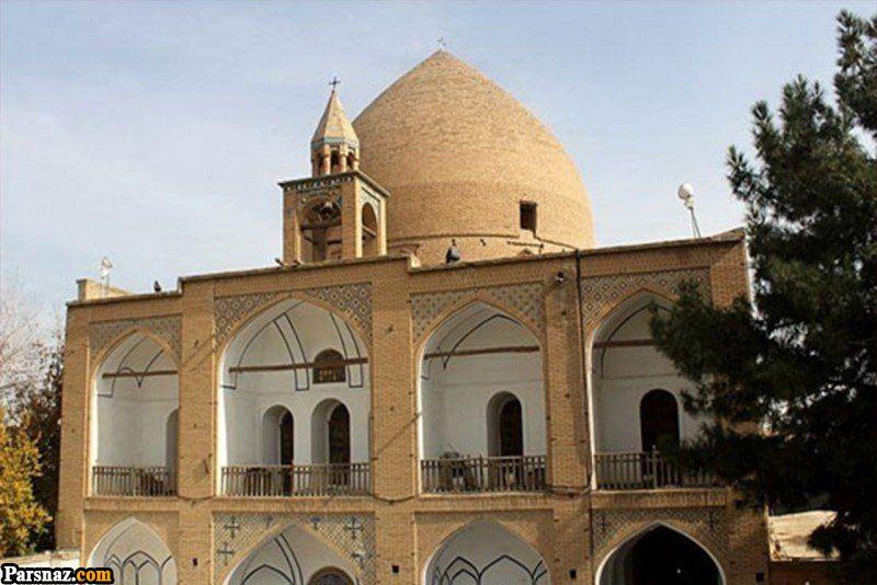 مکان های دیدنی اصفهان برای گردشگران | جاذبه های گردشگری در اصفهان
