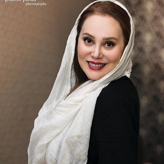 بیوگرافی آرام جعفری و همسرش + مصاحبه داغ و عکس های آرام جعفری