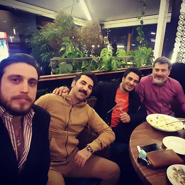 بیوگرافی یوسف تیموری و همسرش + مصاحبه و عکس های یوسف تیموری