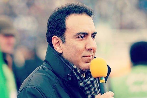 بیوگرافی مزدک میرزایی مجری فوتبال + ماجرای مهاجرت به انگلستان