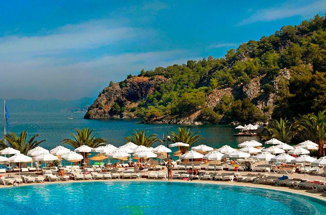 10 بهترین ساحل های ترکیه + دانستنی های جالب درباره کشور ترکیه
