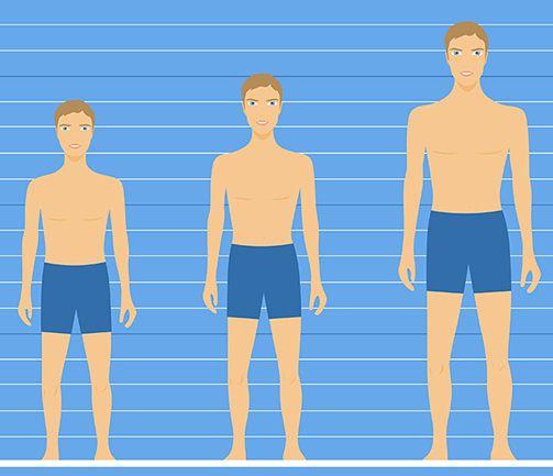 روش های افزایش قد در بزرگسالان به صورت طبیعی (6+6 ترفند موثر)