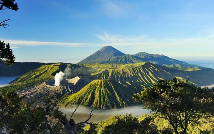 10 بهترین مکان های دیدنی و گردشگری اندونزی + تصاویر